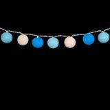 Feenlichter LED Baelle Sky Nachts