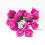 Feenlichter LED Lichterkette Rosen Groß 20L Pink