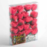 Feenlichter LED Rosen Pink 20L Verpackung