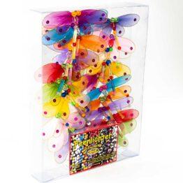 Feenlichter Libellen Rainbow Verpackung