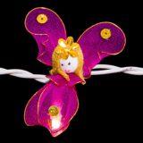 Feenlichter Lichterkette Tinkerbell Details