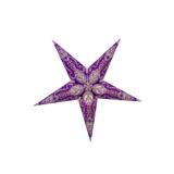Sternenlicht Ganesh Lila Glitter 5 Zack Baby
