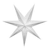Sternenlicht Papierstern Venezia Weiss 7 Zackig