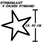5 Zacken Standard