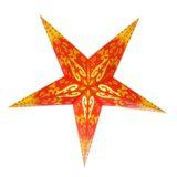Sternenlicht Papierstern Curves 5 Zack