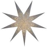 Sternenlicht Layla Weiss Glitter 9 Zack