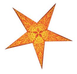 Sternenlicht Papierstern Merry 5 Zackig