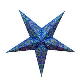 Sternenlicht Sydney Blau 5 Zack