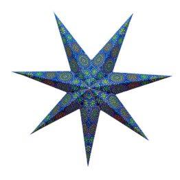 Sternenlicht Sydney Blau 7 Zack