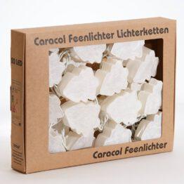 Feenlichter Lichterketten LED XMas Tree Weiss 20L Neue Verpackung