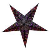 Sternenlicht Papierstern Honululu 5 Zackig