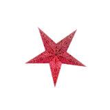 Sternenlicht Papierstern Paris Rot&Rosa 5 Zackig Baby